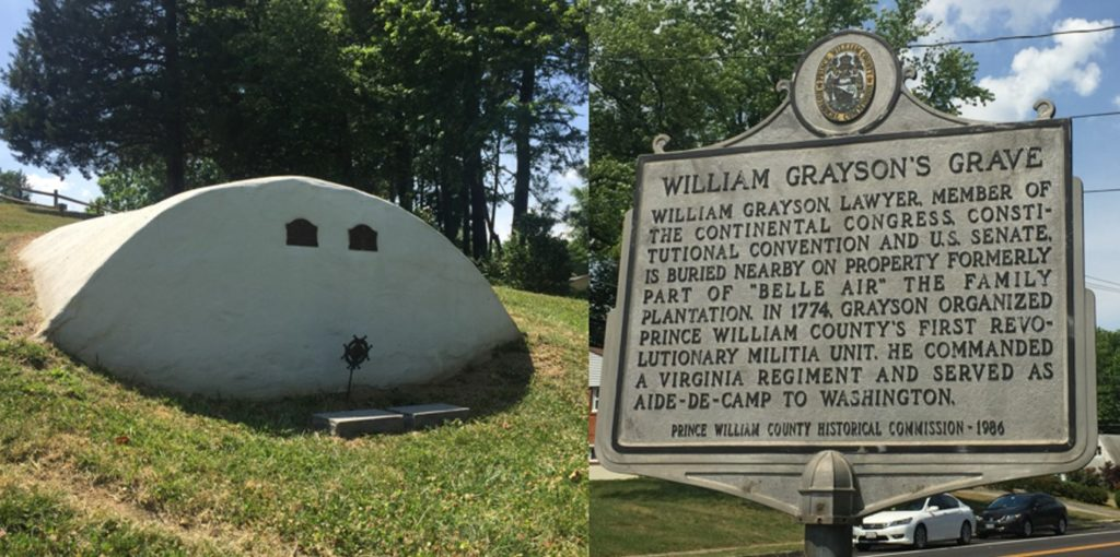 Grayson Tomb